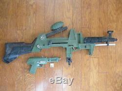 Johnny Seven OMA One Man Army Toy Cap Gun Vintage Topper Pistol Bullets Grenade