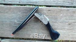Johnny Yuma THE REBEL SCATTERGUN Sawed off shotgun Toy CAP GUN super rare