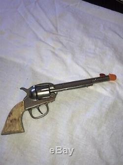 Kilgore Long Tom Six Shooter Cap Gun (Read Description)