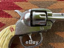Kilgore Long Tom Toy Cast Iron Cap Gun