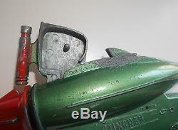 LONE STAR GERRY ANDERSON'S STINGRAY DIECAST RAY GUN RARE 1960's VINTAGE (64)