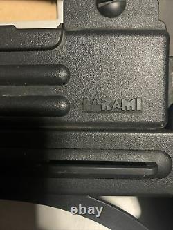 Larami Z-Matic Cap Gun Uzi Rifle Collectors Series