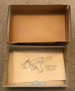 Lincoln International Siren Stan Vintage Toy Space Gun Spaceman 1960s Astronaut