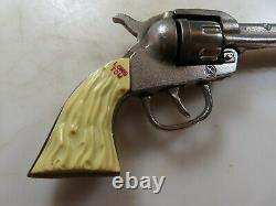 Long Tom Cast Iron Toy Cap Gun Kilgore No 100