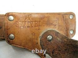 MATTEL FANNER -50 -BULLET LOADING CAP GUN WITH HOLSTER TOY GUN 1950's-1960's