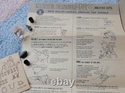 MATTEL Fanner 50 Deputy Holster & Pistol Cap Gun Set in Original Box