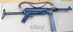 MP40 Submachine gun by Denix