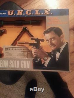 Man From Uncle Gun Set 1965