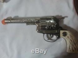 Matt Dillon Gunsmoke Cap Gun Set
