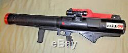 Mattel 1964 Sonic-blaster Agent Zero-m Vintage Antique Toy Bazooka Not Cap Gun