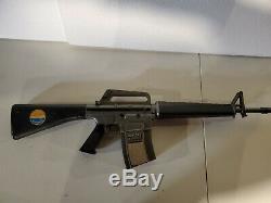 Mattel M16 Machine Gun