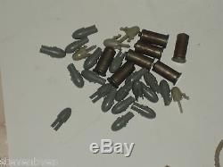 Mattel SHOOTIN SHELL FANNER HOLSTER Org BOX Shells Tips toy cap gun