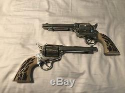 Mattel Shootin' Shell. 45 cap gun