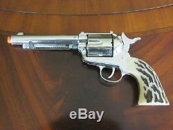 Mattel Shootin' Shell Colt 45.45 Cap Gun (The Big One) In Near Mint Condition