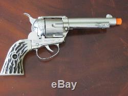Mattel Shootin' Shell Frontier Single Holster Cap Gun Set