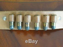 Mattel Shootin' Shell Plainsman Single Holster Cap Gun Set Original Box Exc Cond