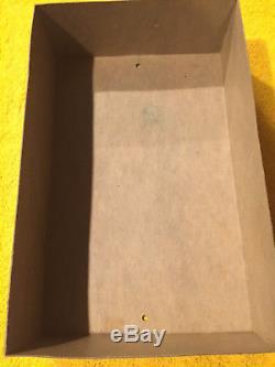 Mattel Shootin-shell Fanner Cap-gun And Holster Set Mint In Box