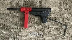 Mattel Sub Machine Gun Grease Gun Folding Stock 1960's Non-working