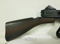 Mattel Tommy Burp Toy Machine Gun Cap Gun1950's -1960's Works Great