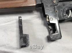 Mattel Tommy Burst Toy Sub-machine Gun Circa 1960's Vintage Automatic Cap Gun