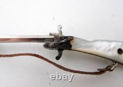 Miniature Berloque Gun Pistol Rifle 2mm Franz Pfannl