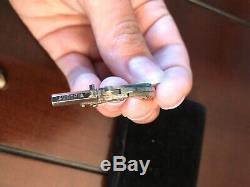 Miniature Gun Fob Gun Berloque Gun 2mm Austria Lot