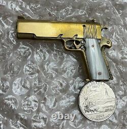 Miniature Gun Fob Gun Tom Weston berloque gun