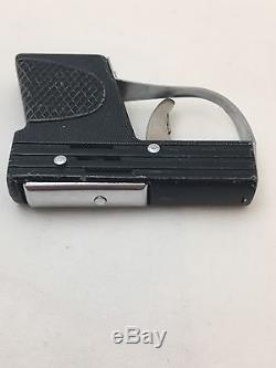 Miniature Toy Heavy Metal Cap Gun Vintage Functioning