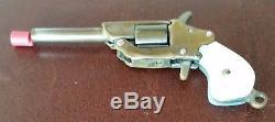 Miniature Vintage Rare Dosick Pearl Grips 2mm Cap gun 2 Long USA Pat. 1,805,080