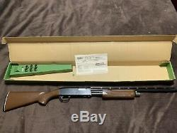 NOS, Vintage Daisy, Remington 870 Soft Air BB Gun, Toy Replica, Airsoft, Antique