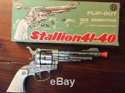 Nichols 41-40 Cap Gun In Original Box