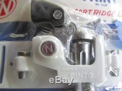 Nichols Paint 1957 Cap Gun Pistol Original 2pc BULLETS Adult Mint Sealed on Card