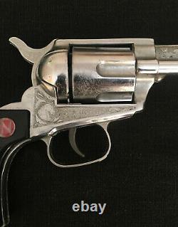 Nichols STALLION 45 Mark II Toy Cap Gun 1950's