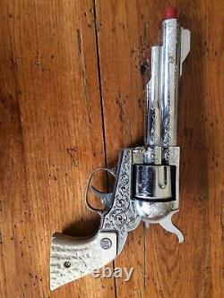 Nichols Stallion 41-40 Toy Cap Gun With Box