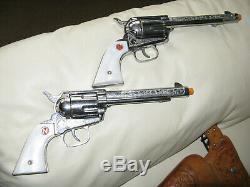 Nichols stallion 45s 2 gun set