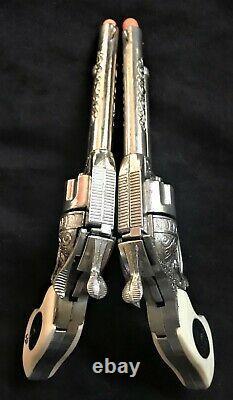 PALADIN Have Gun Will Travel Cap Guns, Holster, and Bullets