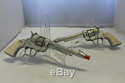 Pair of Hopalong Cassidy. 44 Cap Guns