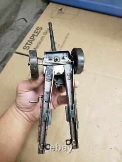 Pre Ww2 Tipp & Co Half Track & Field Gun, Please Read The Description