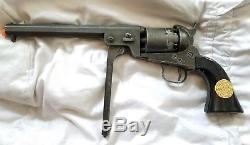 RARE MGC Japan Replica Colt 1851 Navy Revolver Non-Firing Prop Gun Early Serial#