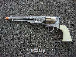 RARE Texan. 45 Hubley Toy Cap Gun 1961