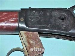 RARE VINTAGE 1950'S Mare's Laig (Leg) Working Toy cap gun By Four Star- Malcom