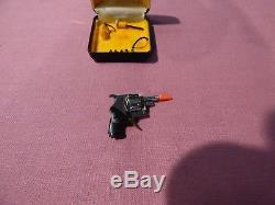 RARE Vintage Austria Xythos 2mm Pinfire Revolver Cap Gun, World's Smallest