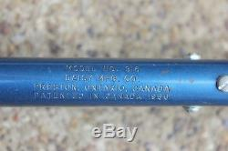 Rare 1950s Daisy Sonic Mystery Gun Model 916 canada 1956