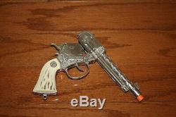 Rare Actoy Pony Boy Cap Gun & Holster Set
