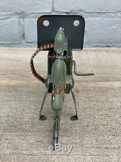 Rare Arnold Germany Tin Wwii Wehrmacht Machine Gun Soldier 1935 Nazi Insignia