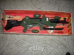 Rare Johnny Seven Oma 1964 Classic Toy Gun Show Box Complete Superb