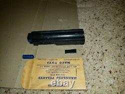 Rare Vintage Maaco Toys Paratrooper Carbine Toy Gun Flexible Bayonet 593 box