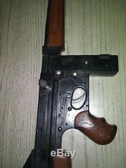 Rare Vintage Mattel Tommy Burst Cap Gun complete