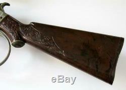 Rifleman Flip Special Vintage Hubley 1958 Original Western Toy Gun Excellent