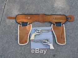 Roy Rogers Cap Guns & Holster